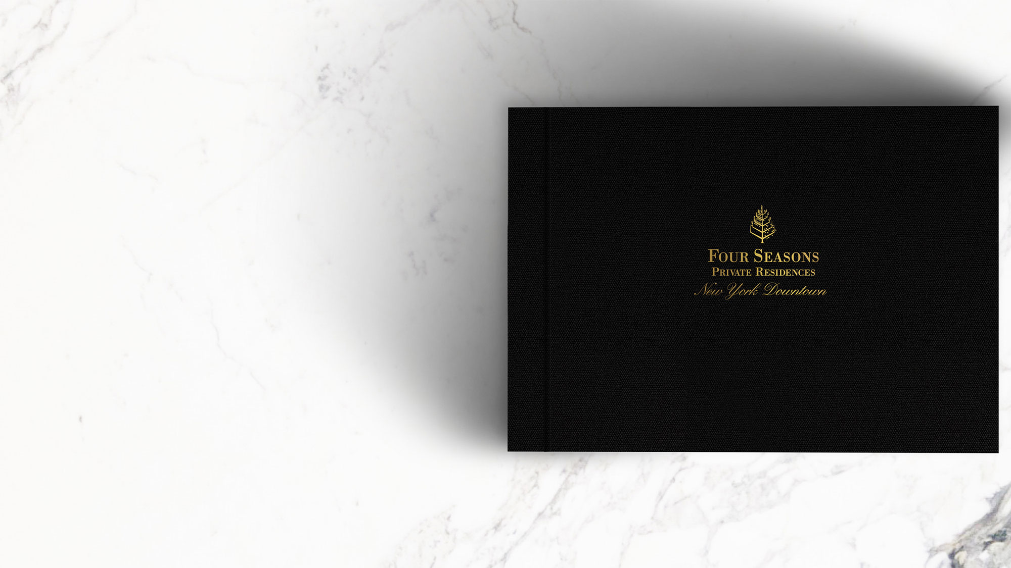 Collateral Design for 30 Park Place by The Four Seasons