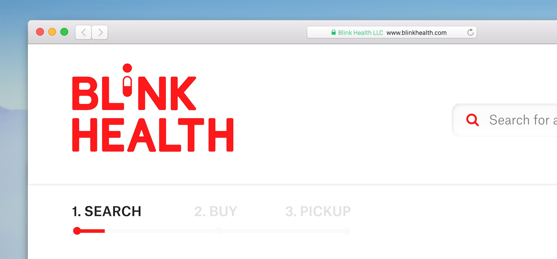Identity Design for Blink Health