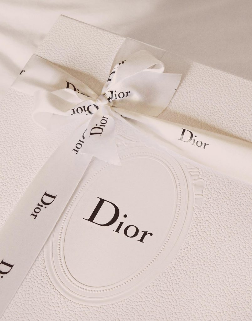 Packaging Design for Dior