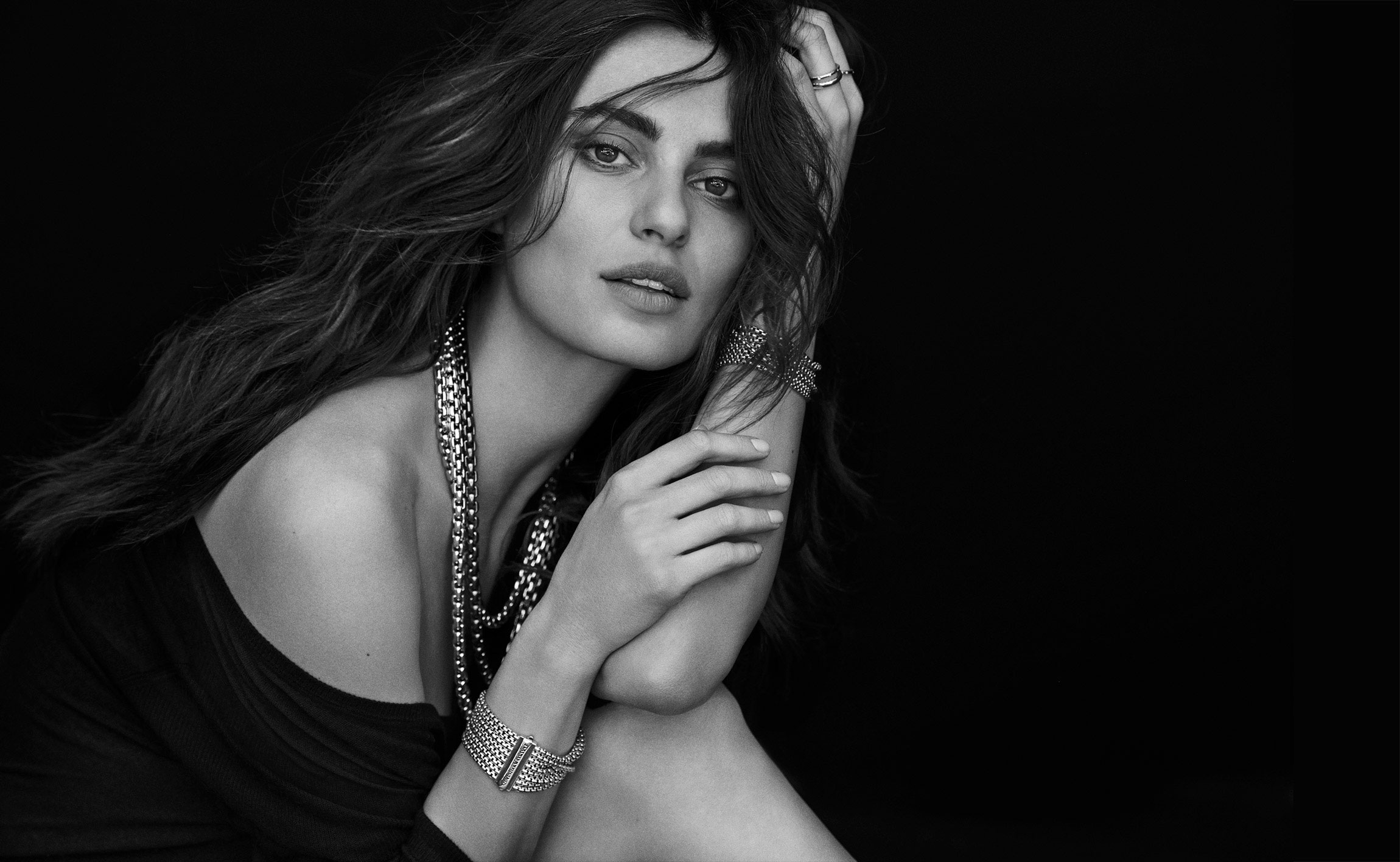 Art Direction for David Yurman Featuring Catrinel Menghia