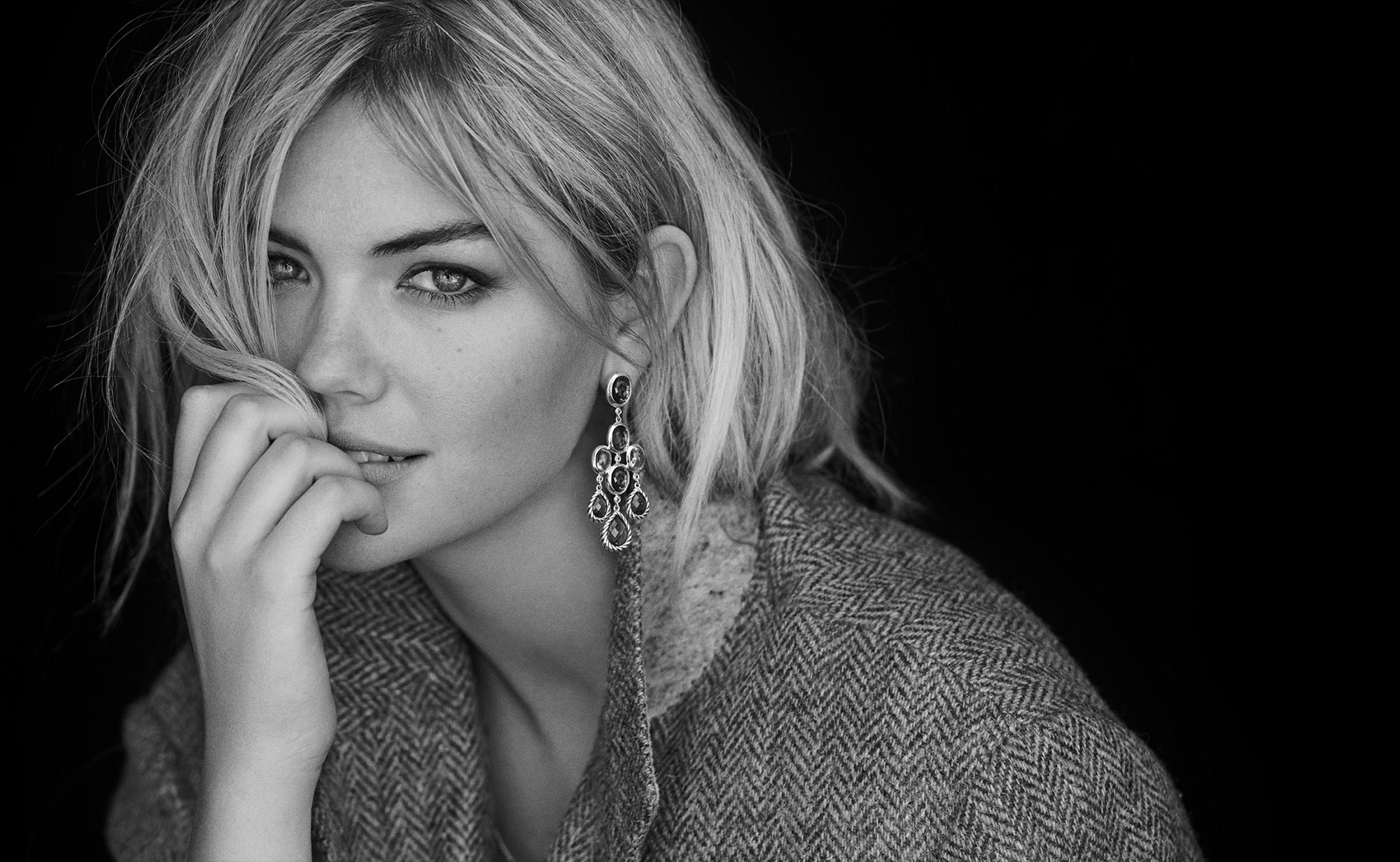 Art Direction for David Yurman Featuring Kate Upton
