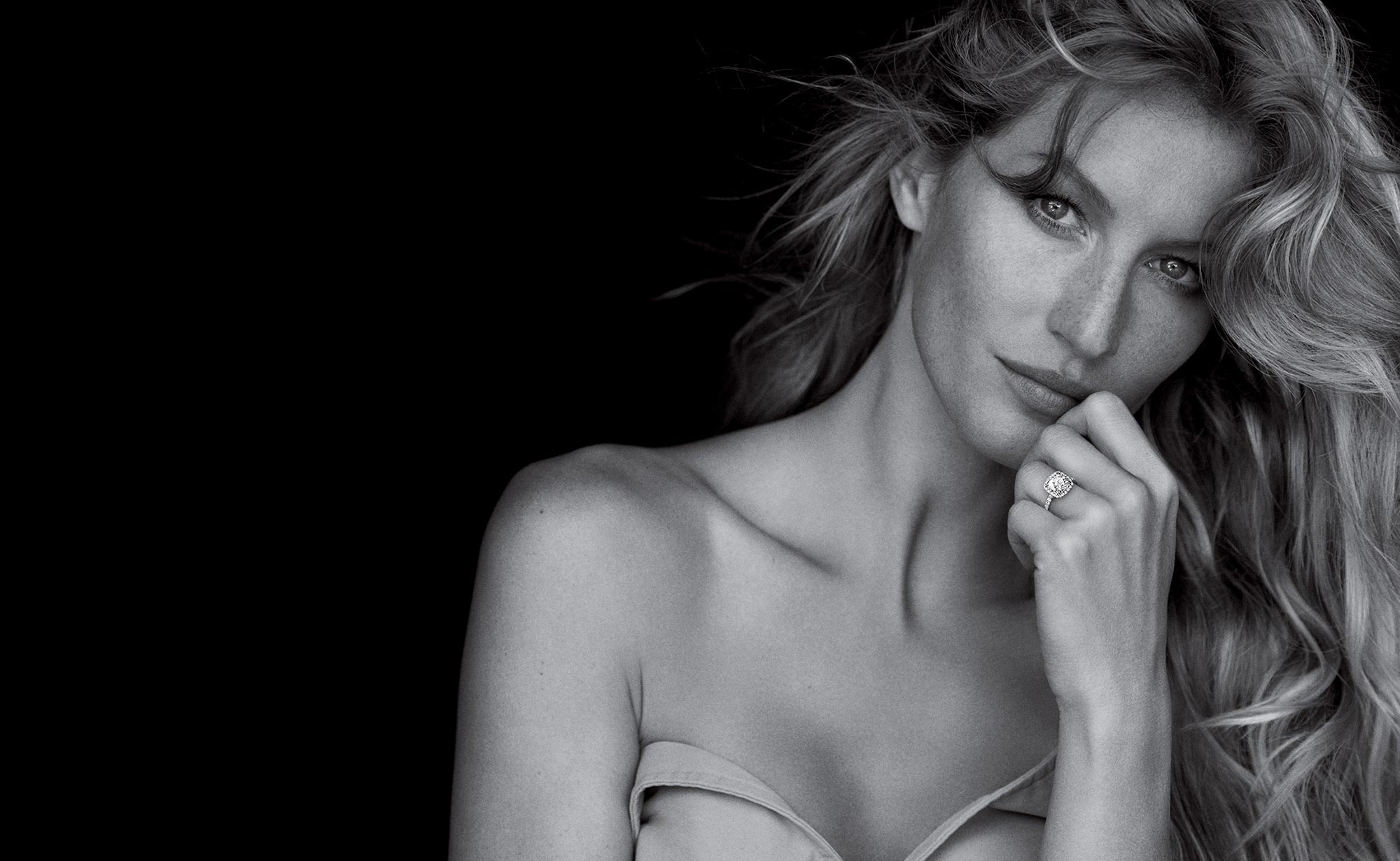 Art Direction for David Yurman Featuring Gisele Bundchen