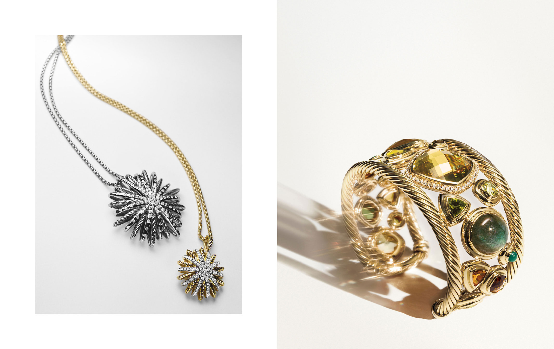 Still Life Art Direction and Graphic Design for David Yurman
