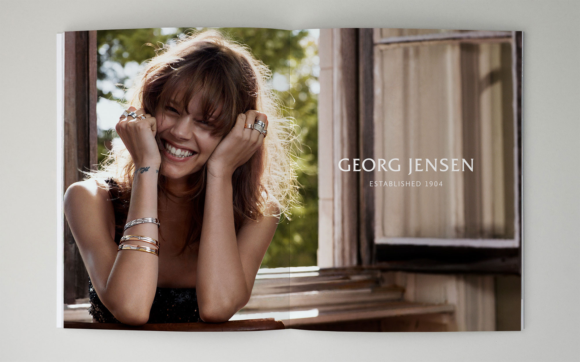 Still Life Art Direction for Georg Jensen, Shot by Sebastian Faena