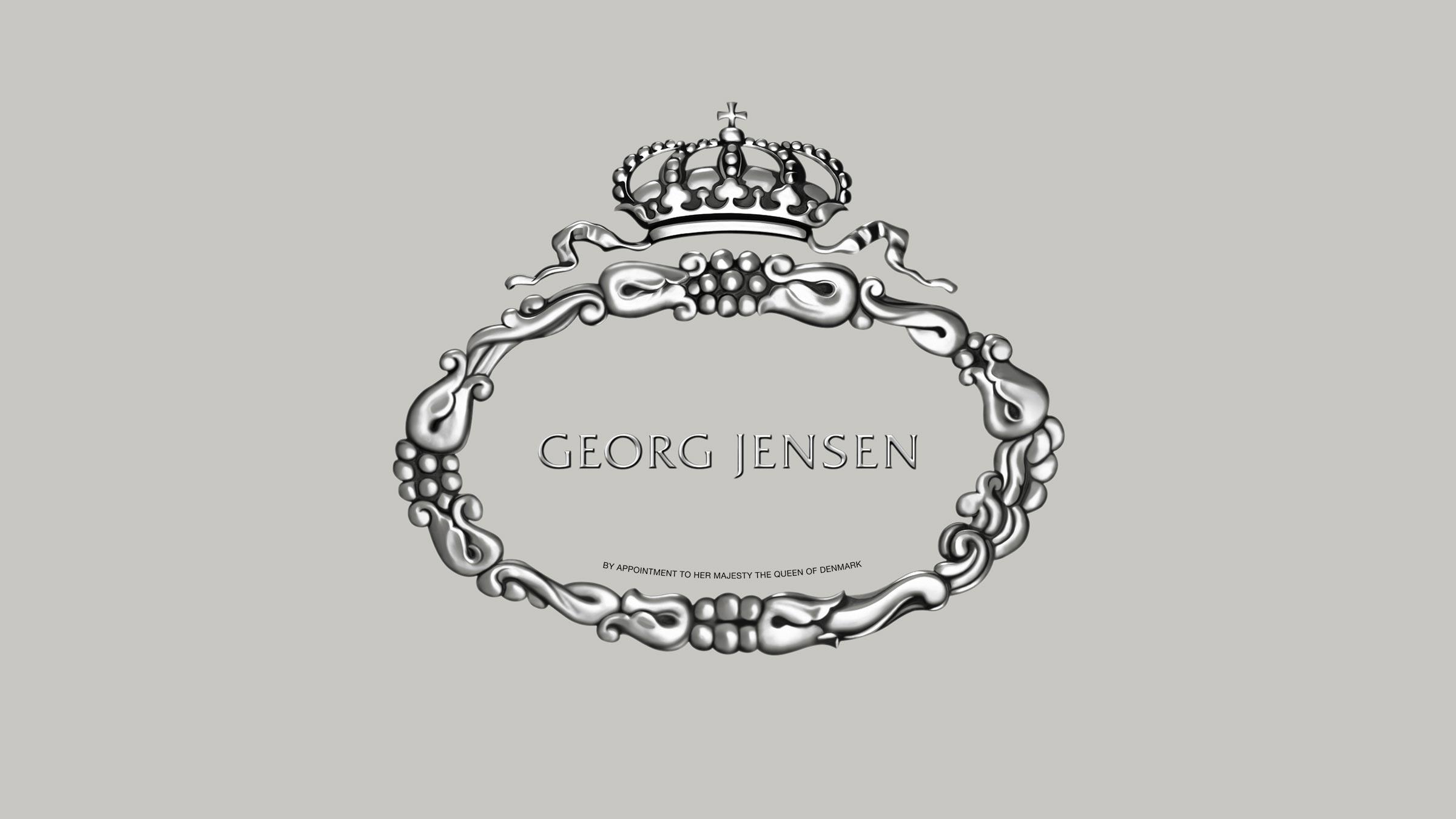 Georg Jensen Identity Design