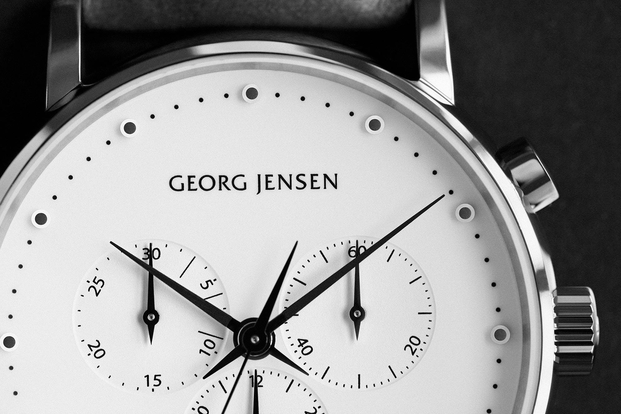 Still Life Art Direction for Georg Jensen