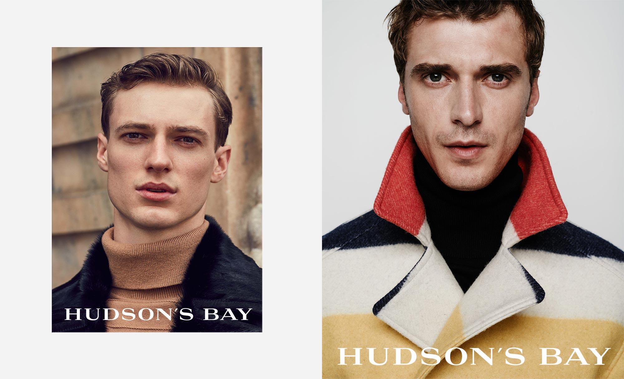 Identity Design for Hudson's Bay Company