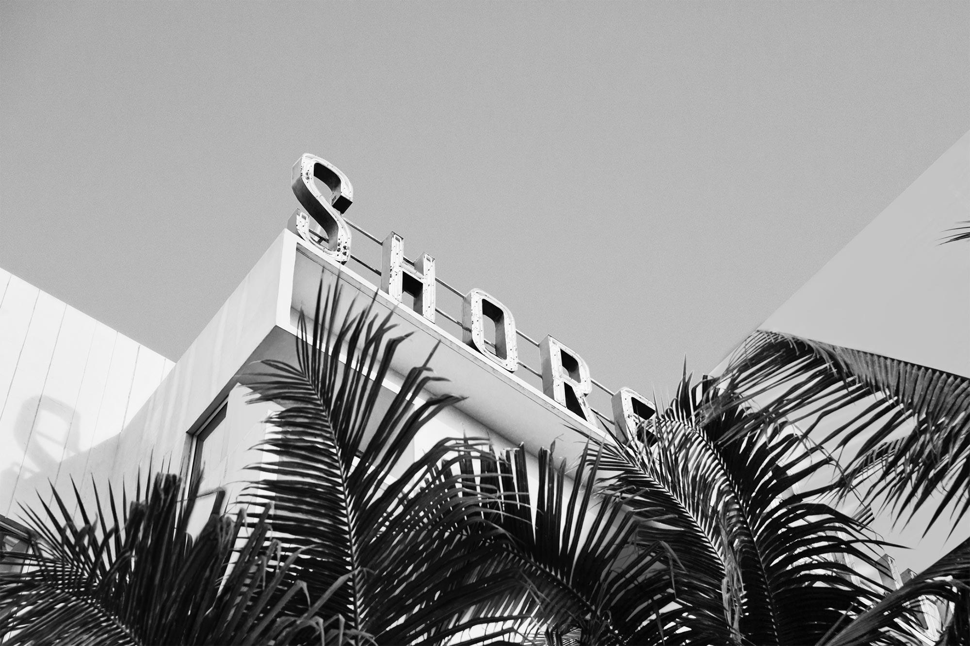 Art Direction for The Shore Club, Shot by Pamela Hanson