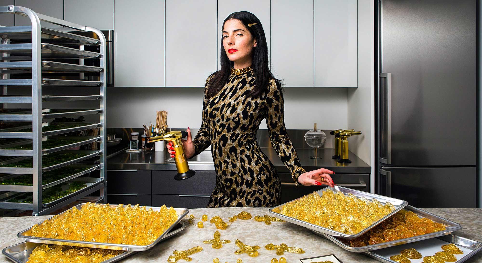 Maayan Zilberman for Vogue