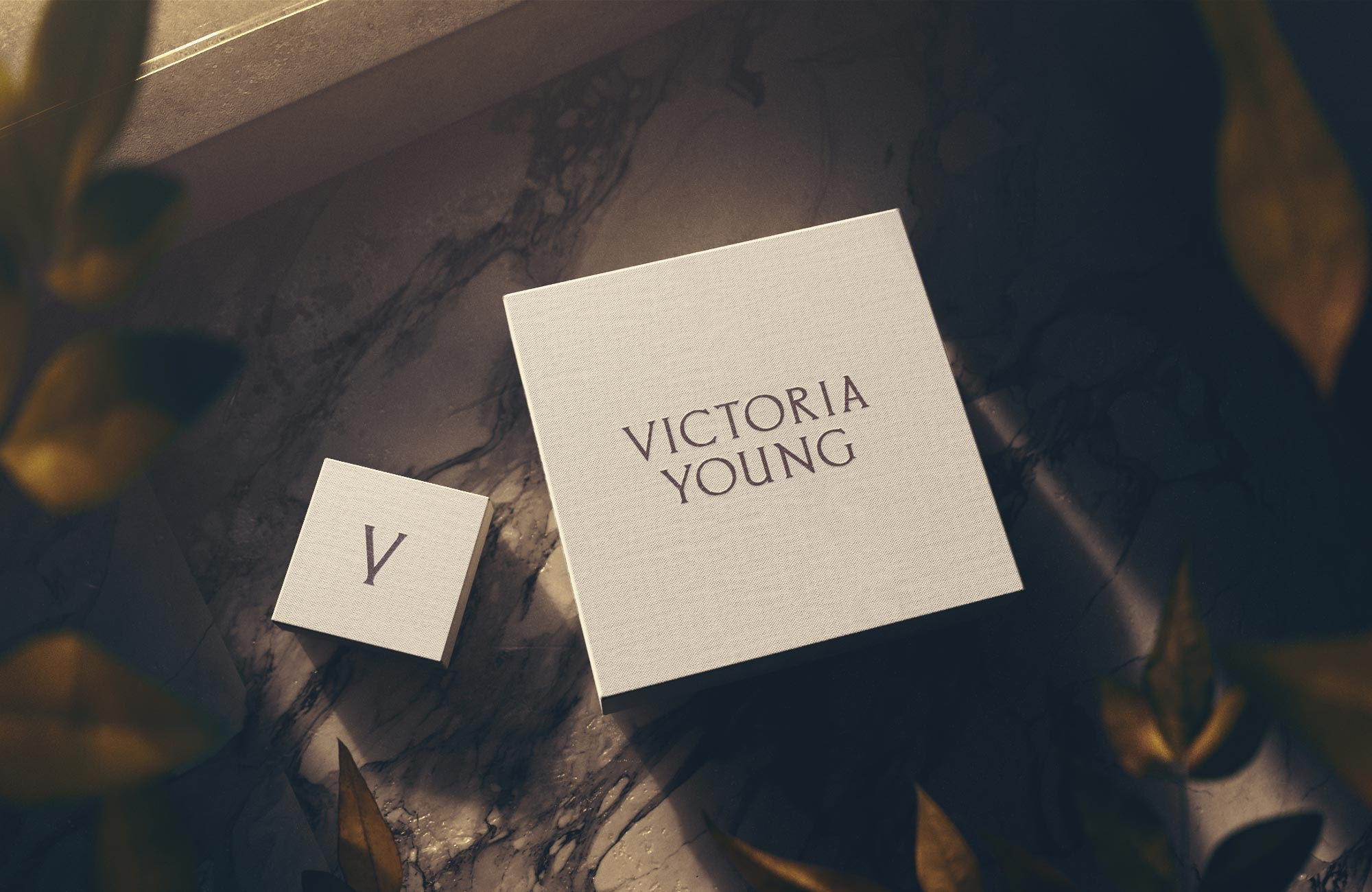 Packaging Design for Victoria Young