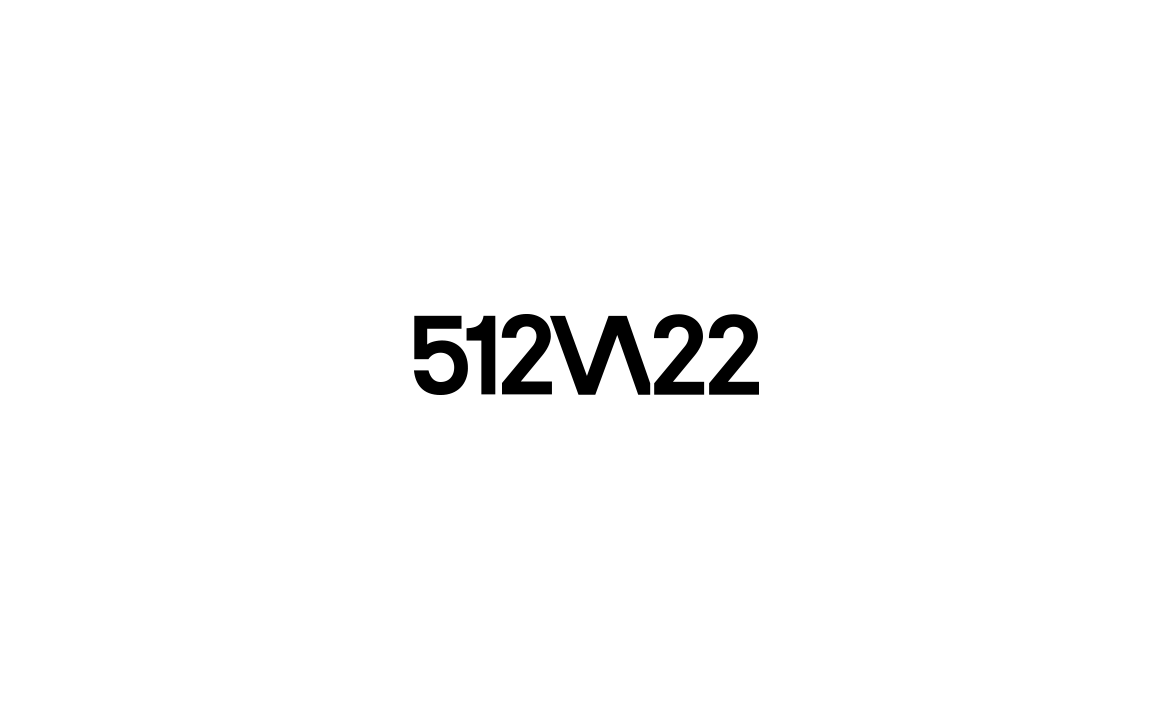 Identity Design for 512w22