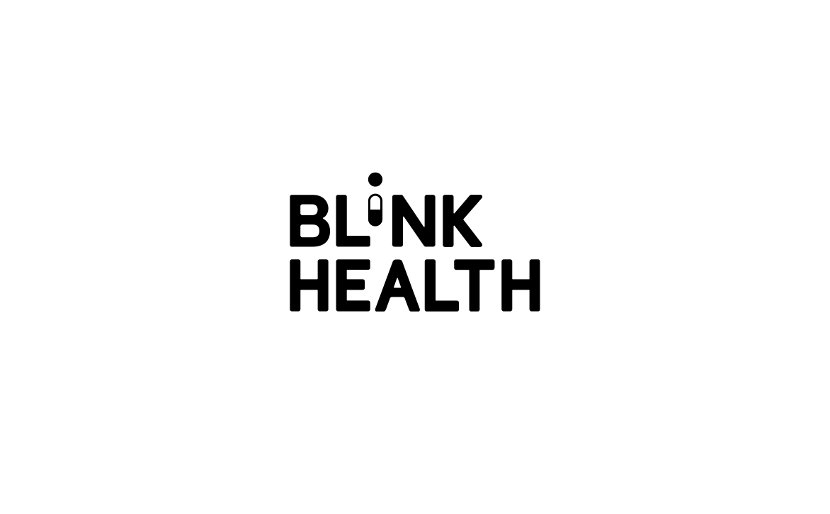 Identity Design for Healthcare and Medication Company Blink Health