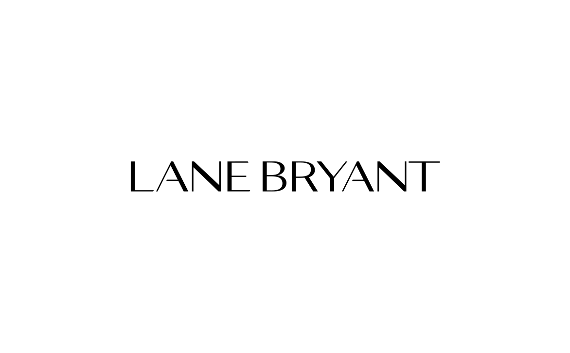 Identity Design for Lane Bryant
